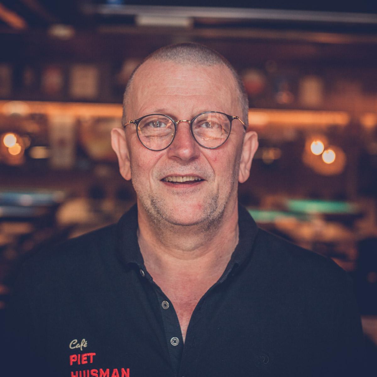 Café Piet Huisman Team Hans