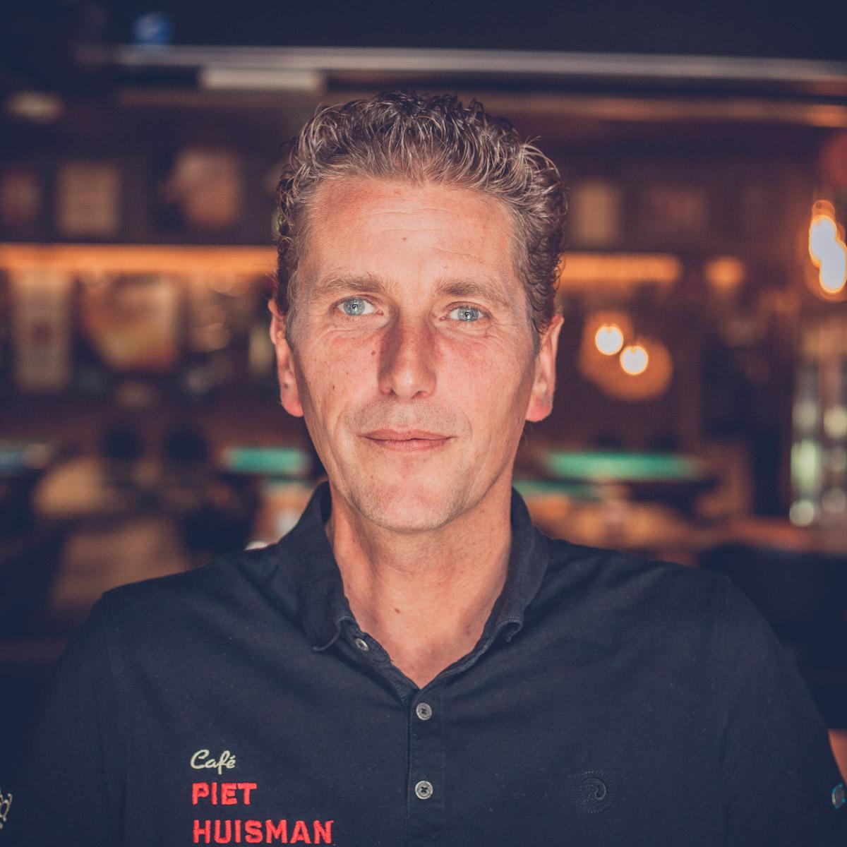 Café Piet Huisman Team Jeroen