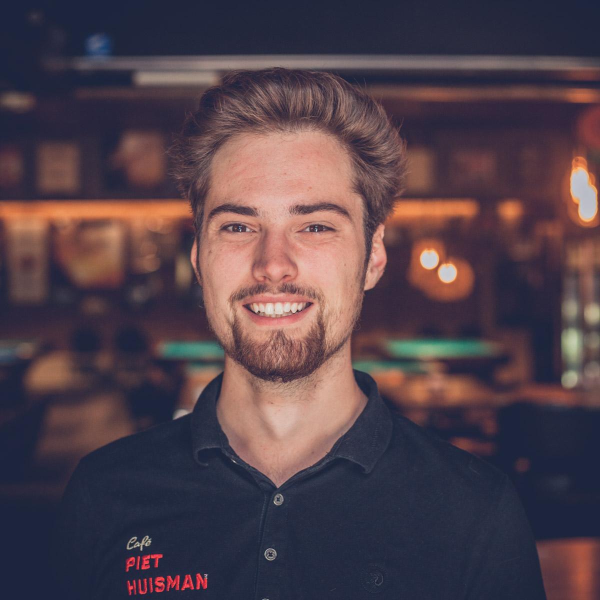 Café Piet Huisman Team Mathijs