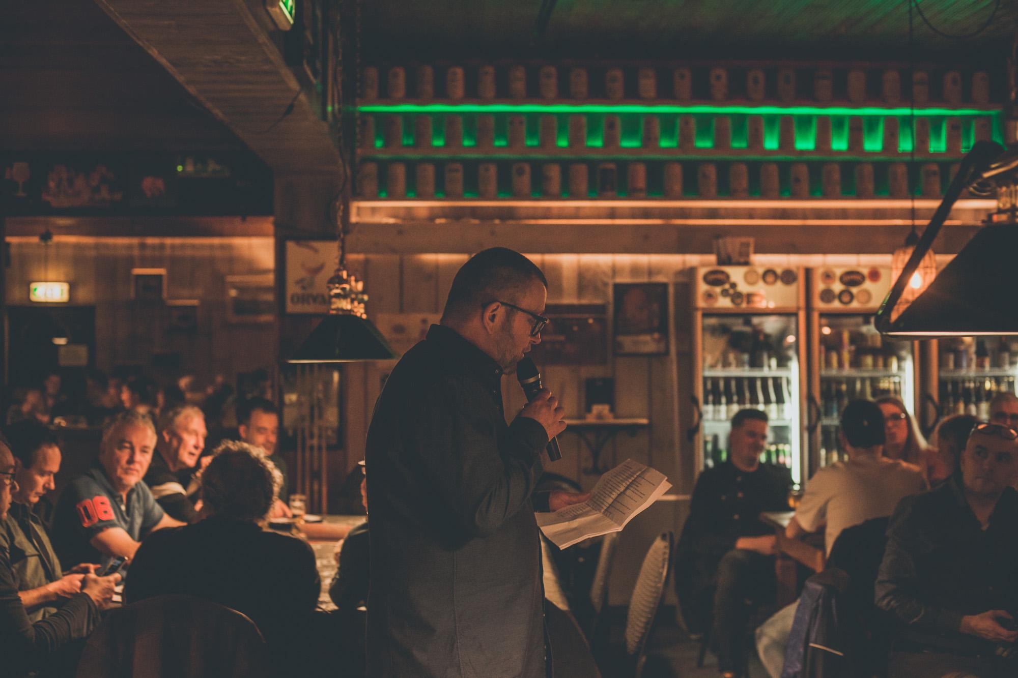 Speciaalbier Cafe Piet Huisman - Pubquiz